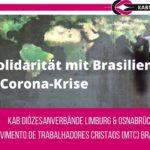 Spendenaufruf für die MTC in Brasilien!